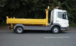 7.5 Tonne Tipping Body