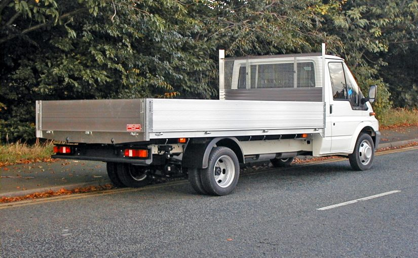 3.5 Tonne Dropside Body