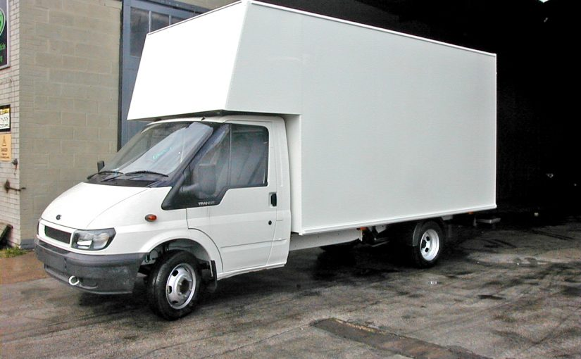 3.5 Tonne Luton Body