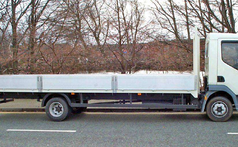 7.5 Tonne Dropside Body