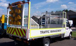Cone vehicle