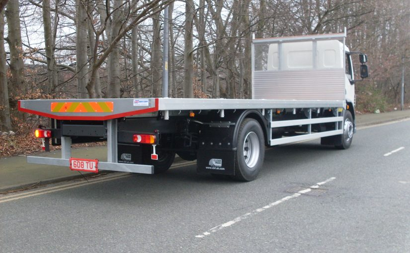 Flatbed body