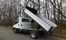 3.5t Steel / aluminium tipping body