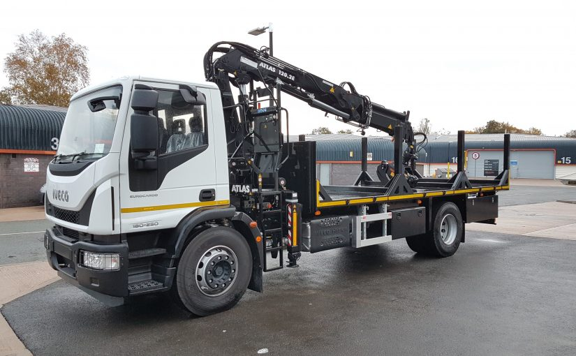 Flatbed Body with Grab