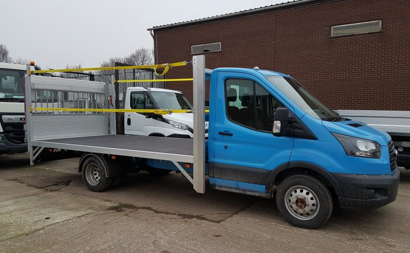 3.5t Flatbed