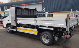 7.5t Fuso Canter Tipper