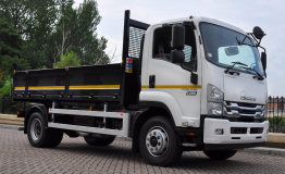 Isuzu F135 Steel Tipper
