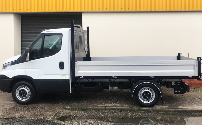 Iveco Daily 35C Tipper Body