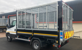 Iveco Daily Cage Tipper