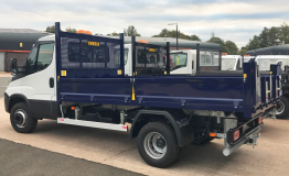 Iveco Daily Steel Tipper